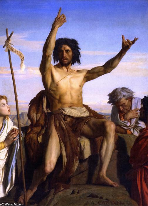 Alexandre-Cabanel-John-the-Baptist