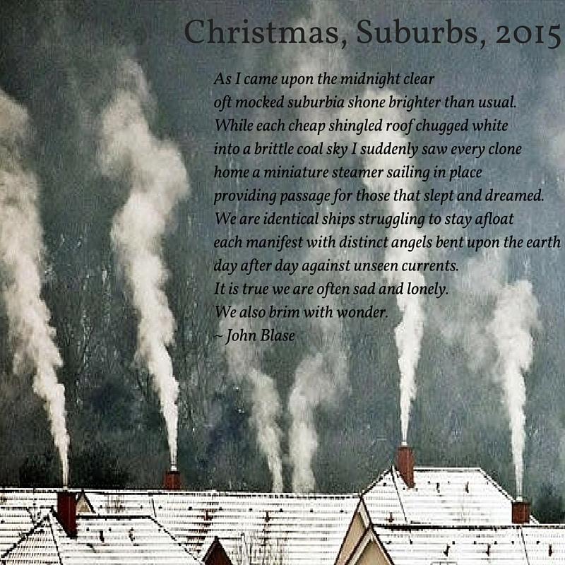 Christmas, Suburbs, 2015